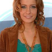 NLD/Baarn/20051229 - Persconferentie finalisten Idols 2005, Renske