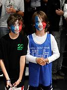 DESCRIZIONE : Equipe de France Homme Preparation Euro Lituanie France Belgique a Lievin<br /> GIOCATORE : Supporters France<br /> SQUADRA : France Homme <br /> EVENTO : Preparation Euro Lituanie<br /> GARA : France France Belgique<br /> DATA : 27/08/2011<br /> CATEGORIA : Basketball France Homme<br /> SPORT : Basketball<br /> AUTORE : JF Molliere FFBB<br /> Galleria : France Basket 2010-2011 Action<br /> Fotonotizia : Equipe de France Homme Preparation Euro Lituanie France  France Belgique a Lievin<br /> Predefinita :