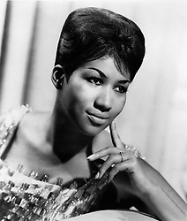 August 16, 2018 - Singer ARETHA FRANKLIN has died aged 76. FILE PHOTO DATED 1964 - (Aretha Louise Franklin (March 25, 1942 – August 16, 2018) was an American singer and songwriter. Franklin began her career as a child singing gospel at New Bethel Baptist Church in Detroit. In 1960, at the age of 18, she embarked on a secular career, eventually achieving commercial acclaim and success with songs such as ''Respect'', ''(You Make Me Feel Like) A Natural Woman'', ''Spanish Harlem'' and ''Think''. By the end of the 1960s she had gained the title ''The Queen of Soul''. Credit Image: © Hallhuber/Davids/Ropi via ZUMA Press)