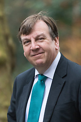 Downing Street, London, February 11th 2016. Culture, Media and Sport Secretary John Whittingdale attends the weekly cabinet meeting. <br /> ©Paul Davey<br /> FOR LICENCING CONTACT: Paul Davey +44 (0) 7966 016 296 paul@pauldaveycreative.co.uk