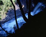 Pictured Rocks National Lakeshore, Michigan, 1989.