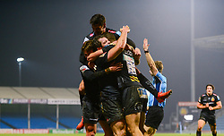 - Mandatory by-line: Dougie Allward/JMP - 28/11/2020 - RUGBY - Sandy Park - Exeter, England - Exeter Chiefs v Bath Rugby - Gallagher Premiership Rugby