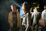 WILLIAM ASTOR; PETRINA KHASHOGGI, Nokia and Daid Bailey celebrate London ' Alive at Night' to launch Nokia N86. the Old Dairy, 6 Wakefield st. London. WC1. 26 August 2009.