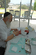 Circumcision - Brit Mila, Jewish Ceremony done when the baby boy is eight days old.