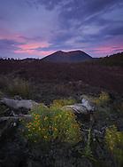 Sunset Crater, National Monument, sunset, Flagstaff, AZ