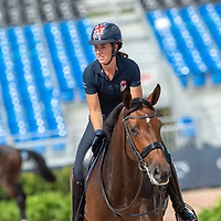 Monday 10 September - Daily Image Library -Team GBR - World Equestrian Games 2018 - Tryon, NC