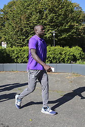 September 18, 2018 - Na - Castrop-Rauxel, 18/09/2018 - Morning walk of the Fc Porto next to the Hotel Vienna House Easy Castrop-Rauxel, Germany. Aboubakar  (Credit Image: © Atlantico Press via ZUMA Wire)