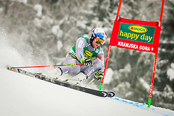 Alexis Pinturault of France during 2nd run of Men's Giant Slalom race of FIS Alpine Ski World Cup 57th Vitranc Cup 2018, on March 3, 2018 in Podkoren, Kranjska Gora, Slovenia. Photo by Ziga Zupan / Sportida