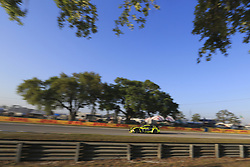 March 15, 2019 - Sebring, UNITED STATES OF AMERICA - 12 AIM VASSER SULLIVAN (USA) LEXUS RC F GT3 GTD FRANK MONTECALVO (USA) TOWNSEND BELL (USA) AARON TELITZ  (Credit Image: © Panoramic via ZUMA Press)
