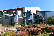 The Anteater Recreation Center at the University of California Irvine, UCI