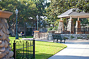 Gazebo at George Washington Park in Anaheim