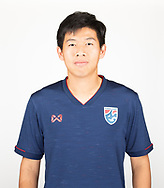 THAILAND - MARCH 18: Sivakorn Tiatrakul of Thailand National Football Team Photoshoot on March 18, 2019.<br /> .<br /> .<br /> .<br /> (Photo by: Naratip Golf Srisupab/SEALs Sports Images/MB Media Solutions)