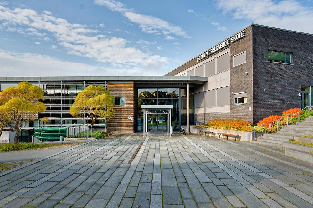 Fosen videregående skole er en videregående skole i Bjugn, Trøndelag. Skolens primæropptakssone er Ørland kommune, men har også en betydelig tilfang av elever fra Fosen forøvrig, og fra andre steder i Trøndelag.