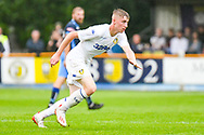 Leeds United Jack Clarke (11), on loan from Tottenham Hotspur, in action during the Pre-Season Friendly match between Tadcaster Albion and Leeds United at i2i Stadium, Tadcaster, United Kingdom on 17 July 2019.