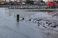 Clan Jetty Penang - the area where the clan jetties in Penang were once littered with wood planks and firewood. Locals gathered the planks and constructed jerryrigged piers, houses and sheds. Settlements grew on these piers, and in addition to providing housing for locals, they were also used for the loading and unloading of goods onto boats and mooring of sampans. Each individual jetty identified with respective clans. Originally there were seven clan jetties but only six remain, Chew Jetty is the largest and most active and has become something of a tourist attraction, with visitors eager to view these last bastions of Chinese settlements and a vanishing way of life.