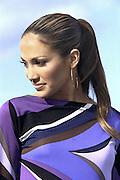 Jennifer Lopez portrait, Sydney, Australia
