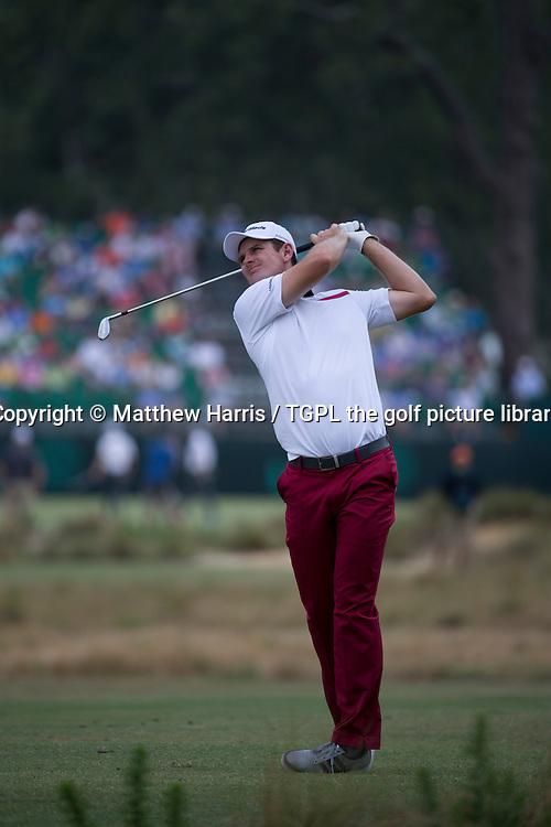 Justin ROSE (ENG) during second round US Open Championship 2014,Pinehurst No 2,Pinehurst,North Carolina,USA.