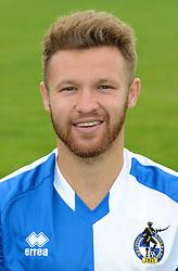 Matt Taylor of Bristol Rovers - Mandatory byline: Dougie Allward/JMP - 07966386802 - 03/08/2015 - FOOTBALL - Bristol Rovers Training Ground -Bristol,England - Bristol Rovers Headshots