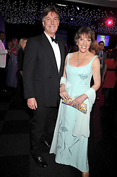 ESTHER RANTZEN and MICHAEL BOWEN at The Butterfly Ball in aid of the Caudwell Children Charity held in Battersea park, London on 14th May 2009.