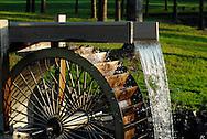 Winthrop, CT Waterwheel