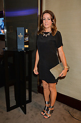 The UK Premier of Johnnie Walker Blue Label's 'Gentleman's Wager' - a short film starring Jude Law was held at The Bulgari Hotel & Residences, 171 Knightsbridge, London on 22nd July 2014.<br /> Picture Shows:-NATALIE PINKHAM.