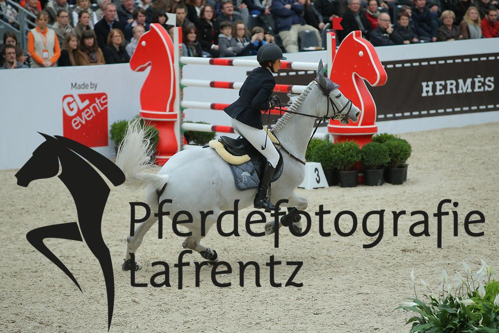 Sprunger, Janika, JL´s Komparse<br /> Paris - Saut Hérmes 2013<br /> © www.sportfotos-lafrentz.de/Stefan Lafrentz