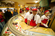 The Fromagerie Hamel located in the Marché Jean-Talon (Jean Talon Market) is a very popular cheese shop in Montreal and has been operating at the market since the 1960's.