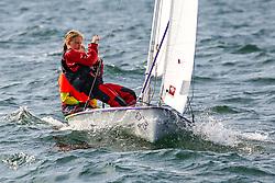 , Travemünder Woche 19. - 28.07.2019, Teeny - GER 55 - Dragonfly - Helena KÖTHER - Theresa KÖTHER - Pro Sport Berlin 24  e. V. Segelabteilung Stößensee