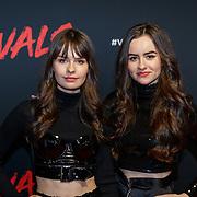 NLD/Utrecht/20190114 - Premiere Vals, Sarah Nauta en zus Julia Nauta