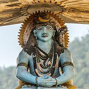 2016 10 14 Rishikesh Uttarakhand Indien<br /> Gudabild staty Shiva<br /> <br /> ----<br /> FOTO : JOACHIM NYWALL KOD 0708840825_1<br /> COPYRIGHT JOACHIM NYWALL<br /> <br /> ***BETALBILD***<br /> Redovisas till <br /> NYWALL MEDIA AB<br /> Strandgatan 30<br /> 461 31 Trollhättan<br /> Prislista enl BLF , om inget annat avtalas.