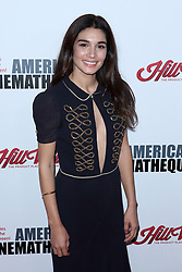 Mariela Garriga at the 31st Annual American Cinematheque Awards Gala held at the Beverly Hilton Hotel on November 10, 2017 in Beverly Hills, California, United States (Photo by Art Garcia/Sipa USA)