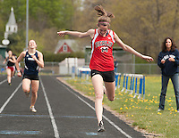 Gilford High School track meet May 5, 2012