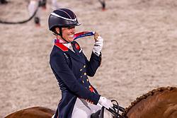 Dujardin Charlotte, GBR, Gio, 133<br /> Olympic Games Tokyo 2021<br /> © Hippo Foto - Dirk Caremans<br /> 28/07/2021
