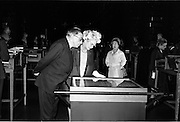 20/06/1963.06/20/1963.20 June 1963.Opening of Theobald Wolf Tone exhibition at T.C.D. to commemorate the bicentenary;