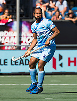 BREDA -  Sardar Singh (Ind.) mist tijdens de shoot outs.  , Australia-India (1-1), finale Rabobank Champions Trophy 2018. Australia wint shoot outs.  COPYRIGHT  KOEN SUYK