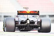 March 7-10, 2017: Circuit de Catalunya. Max Verstappen (DEU), Red Bull Racing, RB13  diffuser detail photo