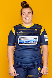 Carys Phillips of Worcester Warriors Women - Mandatory by-line: Robbie Stephenson/JMP - 27/10/2020 - RUGBY - Sixways Stadium - Worcester, England - Worcester Warriors Women Headshots