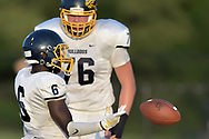 Olmsted Falls at Avon varsity football on August 31, 2018. Images © David Richard and may not be copied, posted, published or printed without permission.