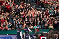 EXELL Boyd (AUS), Bajnok, Barny 68, Demi, Rocket 123<br /> Leipzig - Partner Pferd 2019<br /> Sparkassen-Trophy<br /> FEI Driving World Cup<br /> 20. Januar 2019<br /> © www.sportfotos-lafrentz.de/Stefan Lafrentz