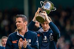 15-05-2019 NED: Huldiging Achterhoek Orion, Doetinchem<br /> Homage Achterhoek Orion advance the champion match De Graafschap - Ajax / Wessel Anker, Twan Wiltenburg