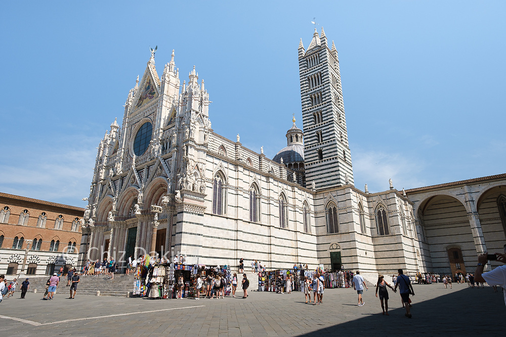 Siena - Duomo cathedral