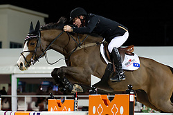JUMPING ABU DHABI 2012 - GCT FINAL <br /> CSI 5* - Whitaker, Michael - Antello Z (GBR)<br /> <br /> Contact@cindyvoss.de<br /> - For european prints, mounts, canvas please request individually. - <br /> <br /> © CINDY VOSS PHOTOGRAPHY - ABU DHABI 2012