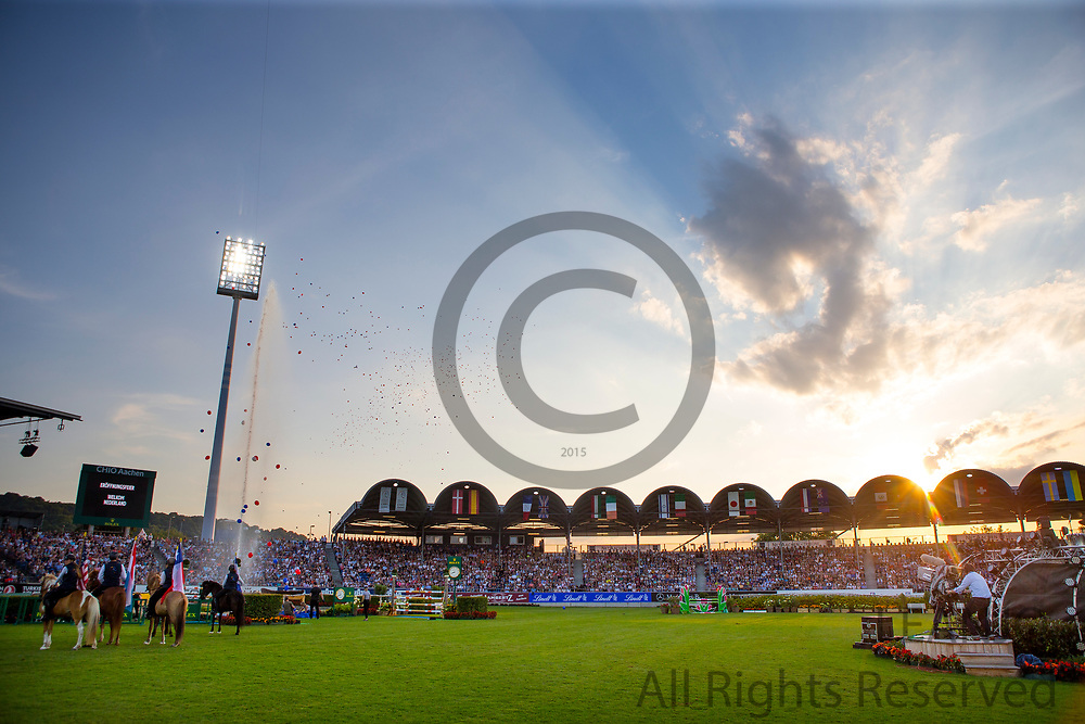 Opening<br /> CHIO Aachen 2017<br /> © DigiShots