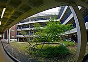 Oxford 2009-03-07. Piętrowy parking samochodowy.