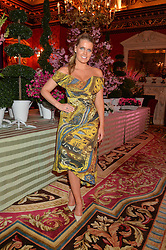 LADY KITTY SPENCER at the Tatler Best of British party in association with Jaegar held at The Ritz, Piccadilly, London on 28th April 2015.