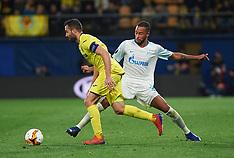 Villarreal CF v Zenit Saint Petersburg - 14 March 2019