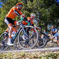 Sportfoto archive 2020<br />World Championships cycling Imola<br />Tom Dumoulin, Pieter Weening