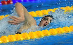 Federico Colbertaldo (ITA) at Men`s 1500m Freestyle, at 3rd day at finals of LEN European Short Course Swimming Championships Rijeka 2008, on December 13, 2008,  in Kantrida pool, Rijeka, Croatia. (Foto: Vid Ponikvar / Sportida)