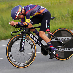 NOKKE HEIST (BEL) July 10 CYCLING: <br /> 3th Stage Baloise Belgium tour Time Trial: <br /> Kasia Niewiadoma