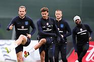 England Training 300618